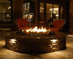 steps for outdoor fire pit designs home decor and furniture