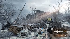 Metro 2033 Map by The Metro 2033 Universe Deserves An Open World Game