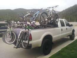 motocross bike rack pick up truck bike racks mtbr com