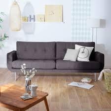 delamaison canapé delamaison fr par living sofa canapé manhattan 3 place gris