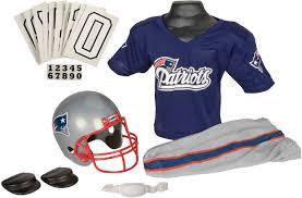 Dallas Cowboy Halloween Costume Franklin England Patriots Kids U0027 Deluxe Uniform U0027s
