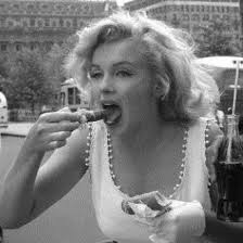 marilyn monroe biography marilyn and the food