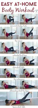 easy home workout