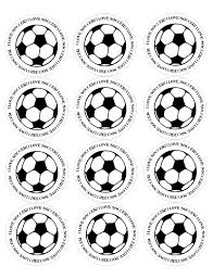 i love soccer 2 inch circle printable everyday parties