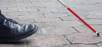 Walking Stick For Blind People How Can People Who Are Blind Get Around On Their Own Better