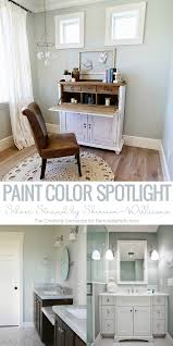 Light Gray Paint by Remodelaholic Color Spotlight Silver Strand By Sherwin Williams
