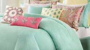Coral And Mint Bedding Aliexpress Buy Luxury King Size Bedding Set Queen Light Mint With