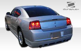 2010 dodge charger spoiler free shipping on duraflex 06 10 dodge charger base rear lip