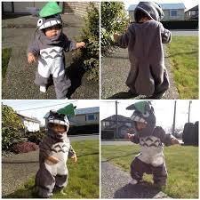 Totoro Halloween Costume 45 Cheap Halloween Costumes Kids Images
