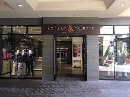 menswear brand robert talbott opens at fashion island u2013 orange