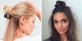 hairstyles for greasy hair 12 ways to disguise roots