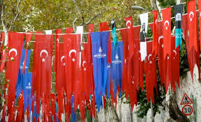 Guadalupe Flag Patriotism At Its Best Republic Day In Istanbul Turkey