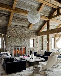 rustic home decorating ideas living room charming ideas of modern rustic decor home design ideas