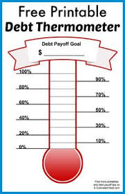 goal thermometer printable for clipart jpeg 1 900 4 349 pixels