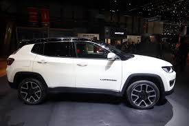 jeep ads 2017 new euro spec jeep compass lands in geneva to challenge the nissan