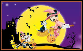 halloween pc halloween mickey mouse desktop hd wallpaper for pc and mobile