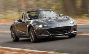 mazda sports car 2016 mazda mx 5 miata automatic u2013 review u2013 car and driver