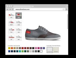 design your shoes aliveshoes design your own custom shoes how it works