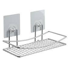 Bathroom Chrome Shelving by Magic Chrome Effect Bathroom Shelf L 250mm Departments Diy At B U0026q