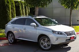 lexus rx for sale by owner used 2015 lexus rx 450h for sale bellevue wa