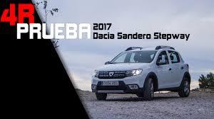 renault dacia sandero dacia sandero stepway 2017 test youtube