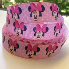 grosgrain ribbons 13 best minnie grosgrain ribbon images on grosgrain