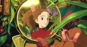 arrietty hair clip arrietty anime amino