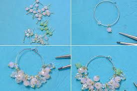 make dangle earrings hoop dangle earrings where to buy pretty