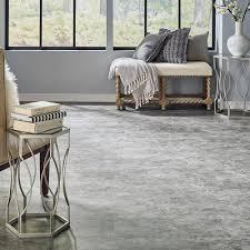 Rock Laminate Flooring 12 In X 24 In X 6 Mm Textured Rock Grain Peppertree Vinyl Plank