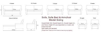 couch measurements standard couch length qlzx me