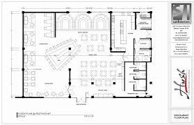 Floor Plan Builder Caf Floor Plan Example Cafe And Restaurant Floor Plans How To