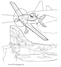 dusty crophopper single propeller plane propwash