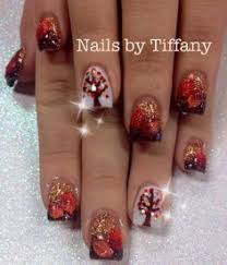 tip nail designs for thanksgiving search nails
