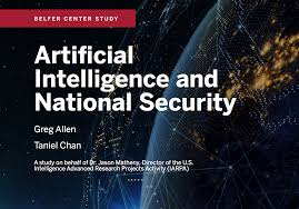 artificial intelligence and national security robotenomics