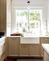 how to get a bright kitchen without white cabinets the boston globe
