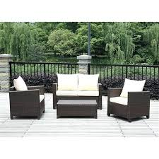 Cushions For Wicker Patio Furniture Wicker Patio Furniture Sets 4 Outdoor Resin Wicker Patio