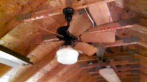 fix my casablanca fan repairing encon ceiling fan hunter original copy youtube