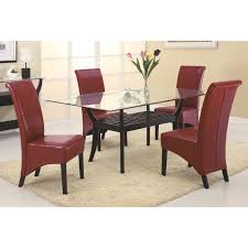 Overstock Com Chairs Furniture Of America Erasmus Dining Chair Set Of 2 Hayneedle