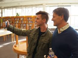 Michael Burry Vanity Fair Michael Lewis Visits Franklin High Literary Arts