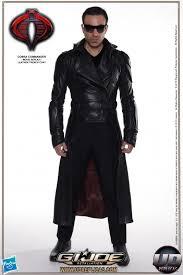 Cobra Commander Halloween Costume Cobra Commander Movie Replica Leather Trench Coat Image 8
