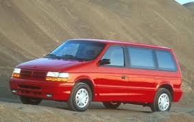 curbside classic 1994 dodge grand caravan this is how we do it