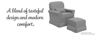 Stork Craft Rocking Chair Amazon Com Storkcraft Avalon Upholstered Swivel Glider Midnight