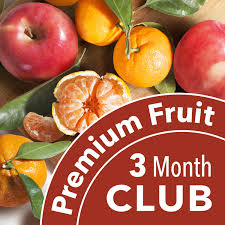 food of the month club golden state delite monthly fruit club 3 month club