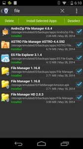 androzip apk installer install apk apk free productivity app for
