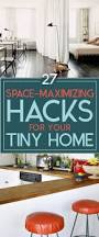 10 home hack posts that will improve your life small spaces