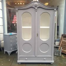 Painted Armoire Furniture Antique Painted Armoire The Consortium Vintage Furniture