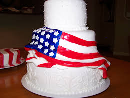 Rebel Flag Wedding Cakes Best Flag Cake U2014 Recipes Hubs