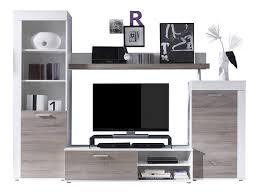 Wohnzimmerschrank Ohne Tv Fach Trendteam Rd94146 Wohnzimmerschrank Wohnwand Anbauwand Weiss