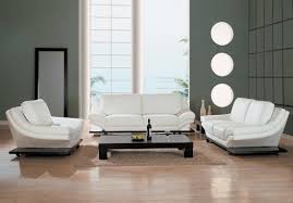 decorating contemporary leather living room furniture all