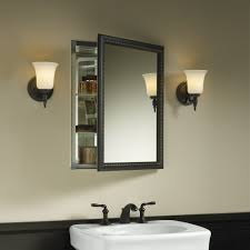 home decor kohler mirrored medicine cabinet bathroom vanity
